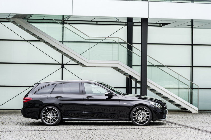 2016 Mercedes C450 Sport AMG Wagon High Resolution Exterior - image 610274