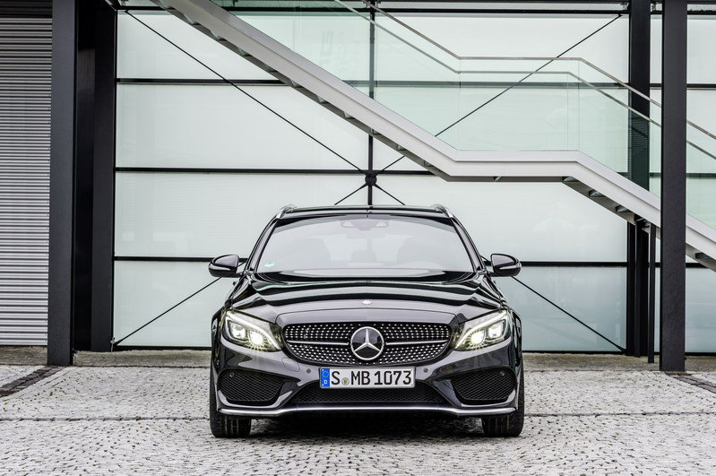 2016 Mercedes C450 Sport AMG Wagon High Resolution Exterior - image 610275