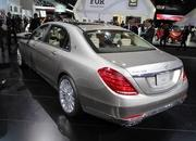 2016 Mercedes-Maybach S-Class - image 612770