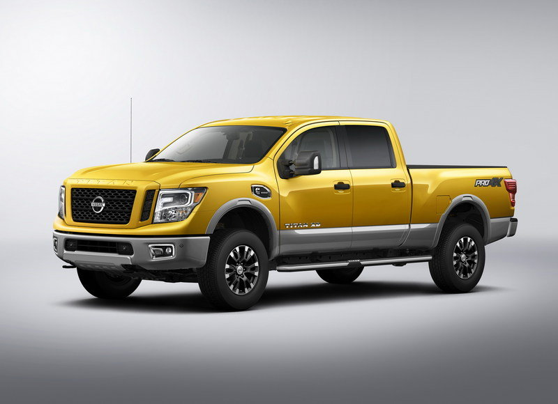 Nissan Unleashes the Diesel-Powered Titan XD