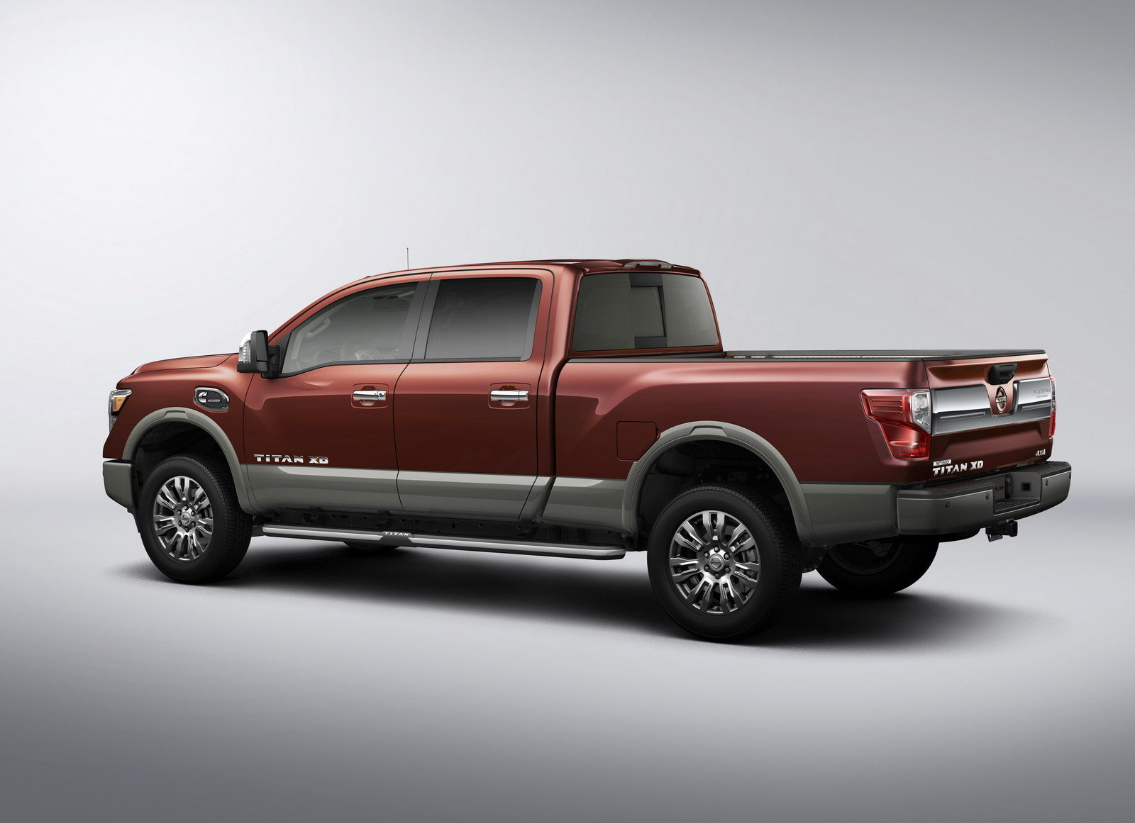 Brilliant 2016 Nissan Titan XD  Picture 610111  Truck Review  Top