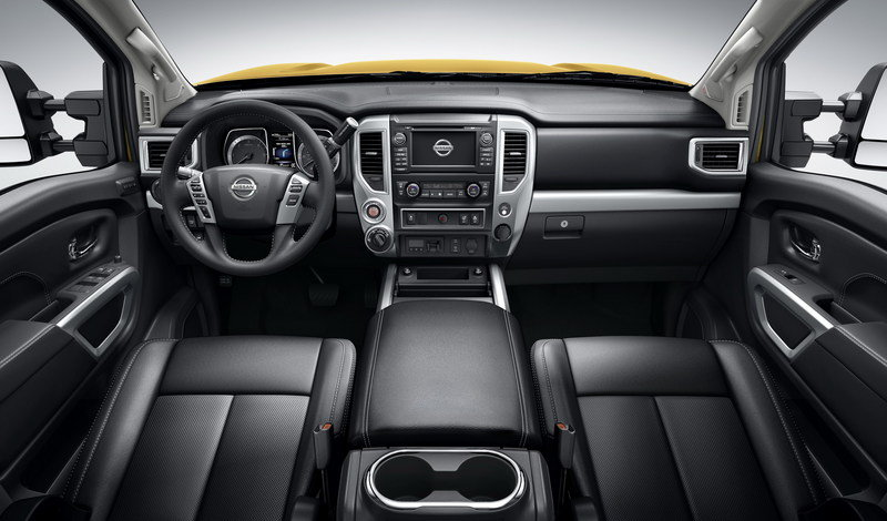 2016 Nissan Titan XD High Resolution Interior - image 610114