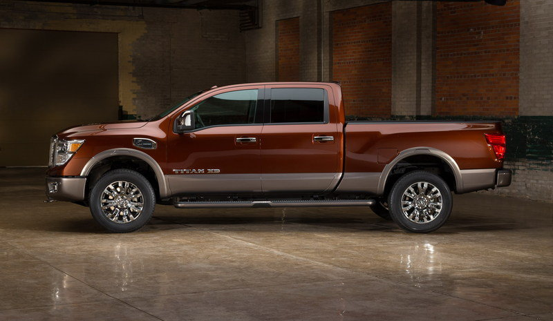2016 Nissan Titan XD High Resolution Exterior - image 610119