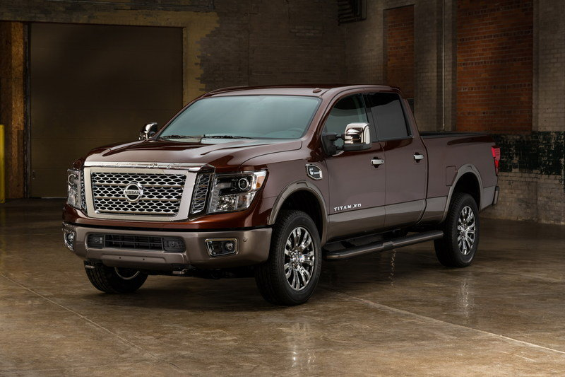 2016 Nissan Titan XD High Resolution Exterior - image 610121