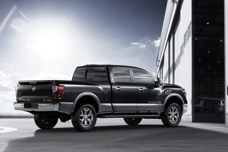 2016 Nissan Titan XD High Resolution Exterior - image 610096