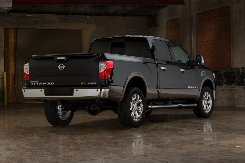 2016 Nissan Titan XD High Resolution Exterior - image 610128