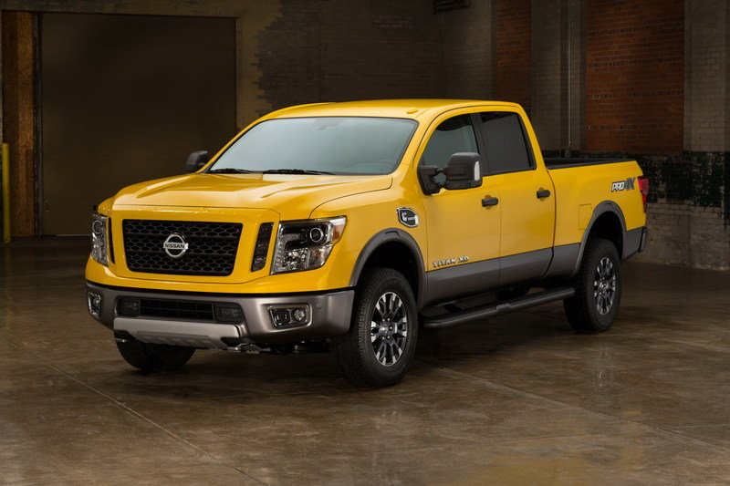 2016 Nissan Titan XD High Resolution Exterior - image 610131