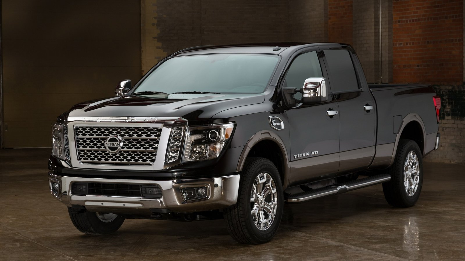 2016 nissan titan xd review top speed. Black Bedroom Furniture Sets. Home Design Ideas