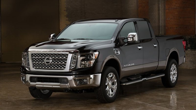 2016 Nissan Titan XD High Resolution Exterior - image 610142