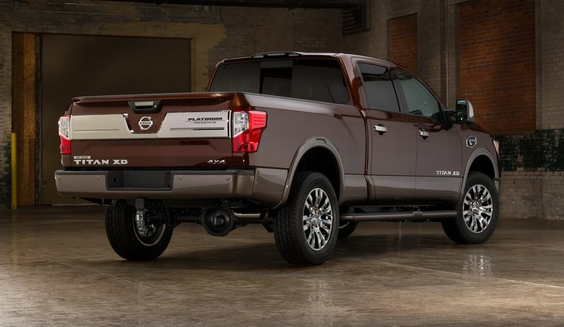 2016 Nissan Titan XD High Resolution Exterior - image 610554