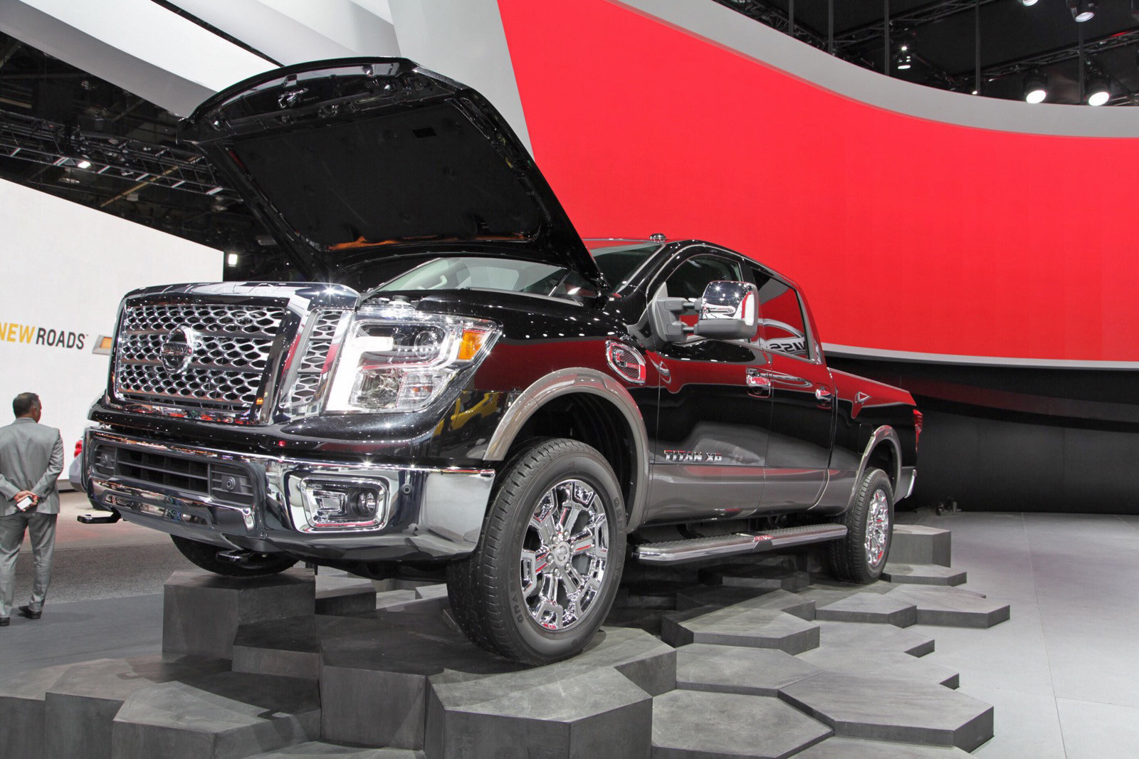 Luxury 2016 Nissan Titan XD  Picture 612929  Truck Review  Top