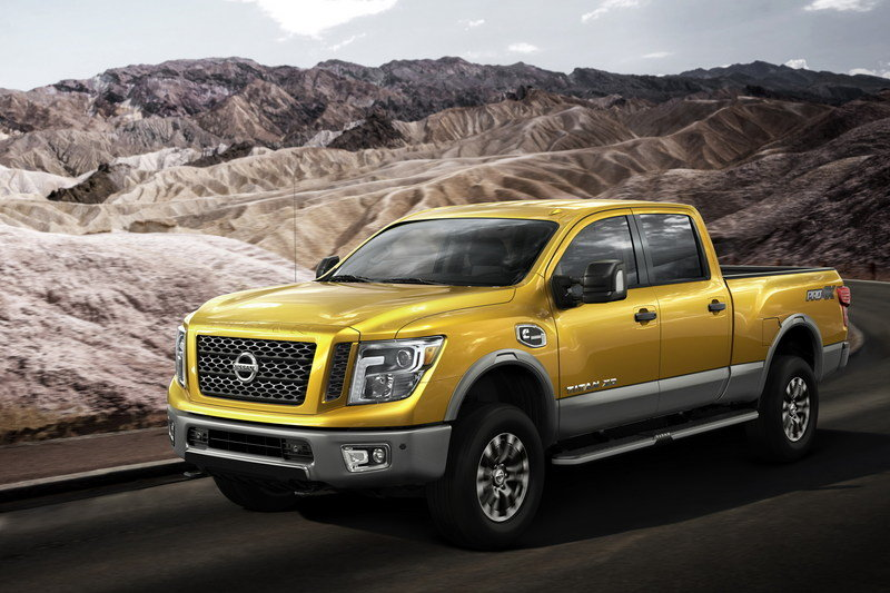 2016 Nissan Titan XD High Resolution Exterior - image 610099