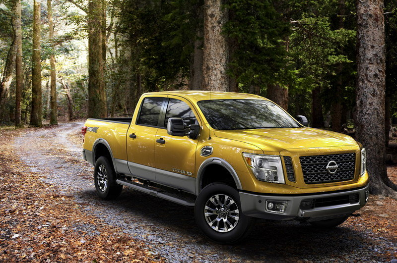 2016 Nissan Titan XD High Resolution Exterior Wallpaper quality - image 610100