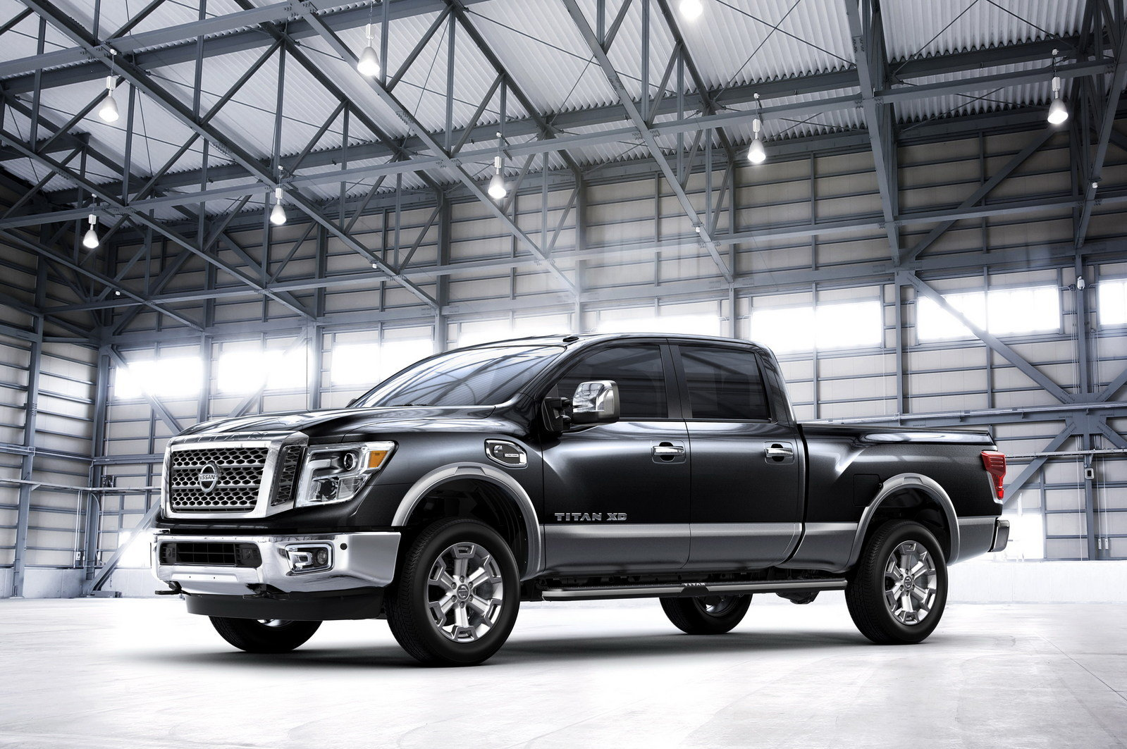 Original 2016 Nissan Titan XD  Picture 610095  Truck Review  Top