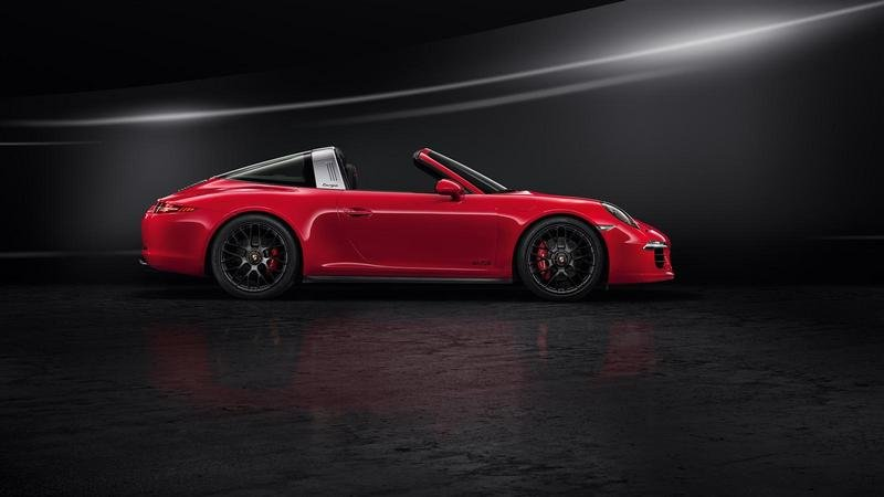 2016 Porsche 911 Targa 4 GTS High Resolution Exterior - image 610432