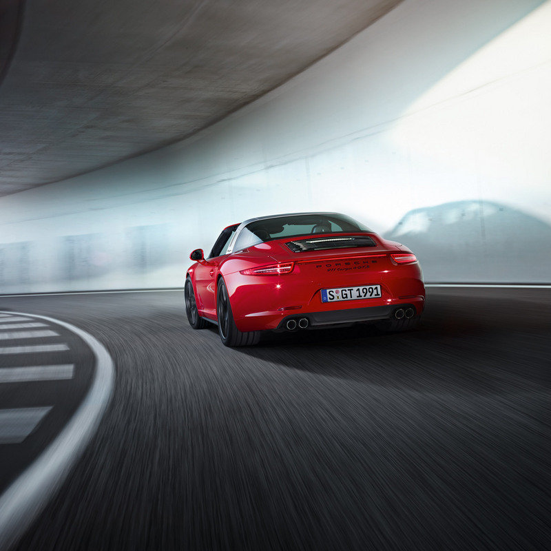 2016 Porsche 911 Targa 4 GTS High Resolution Exterior - image 610433