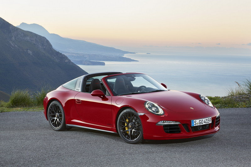 2016 Porsche 911 Targa 4 GTS High Resolution Exterior - image 610452