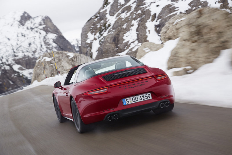 2016 Porsche 911 Targa 4 GTS High Resolution Exterior - image 610454