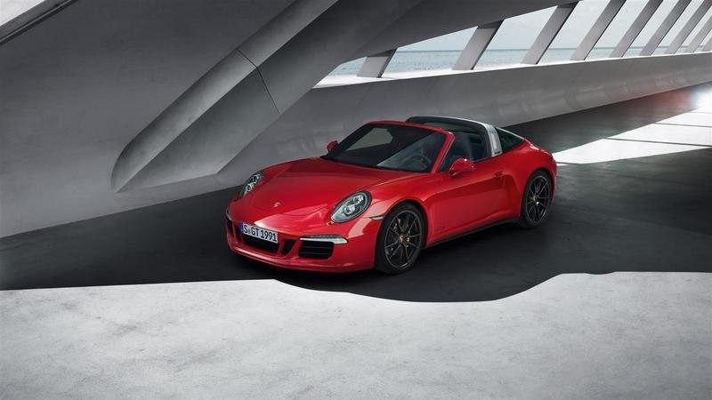 2016 Porsche 911 Targa 4 GTS High Resolution Exterior - image 610427