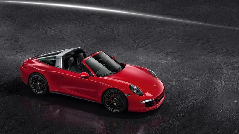2016 Porsche 911 Targa 4 GTS High Resolution Exterior - image 610430