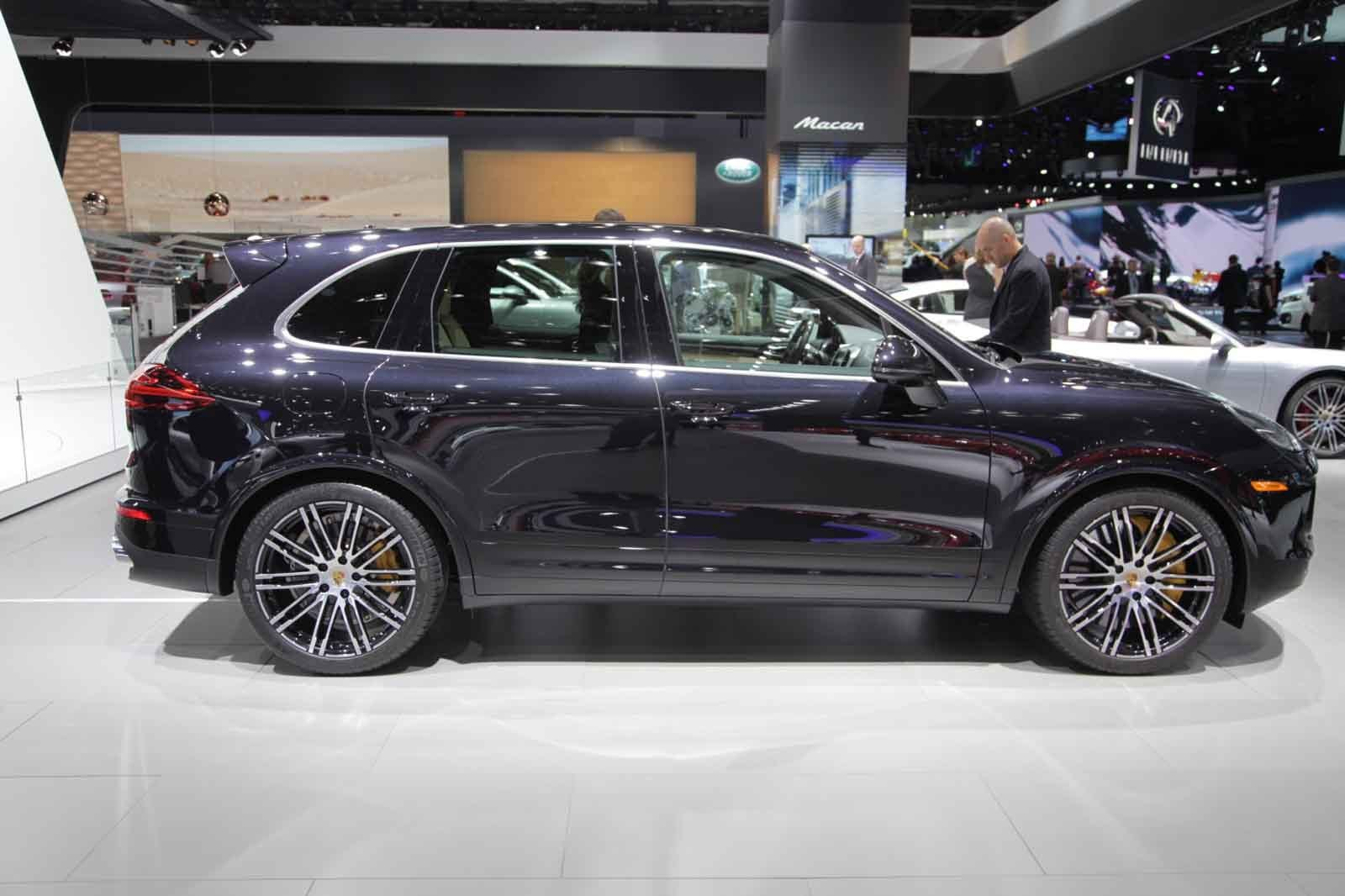 2016 porsche cayenne turbo s picture 612735 car review top speed. Black Bedroom Furniture Sets. Home Design Ideas