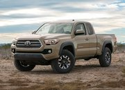 Toyota Officially Reveals the Tacoma with a New V-6
