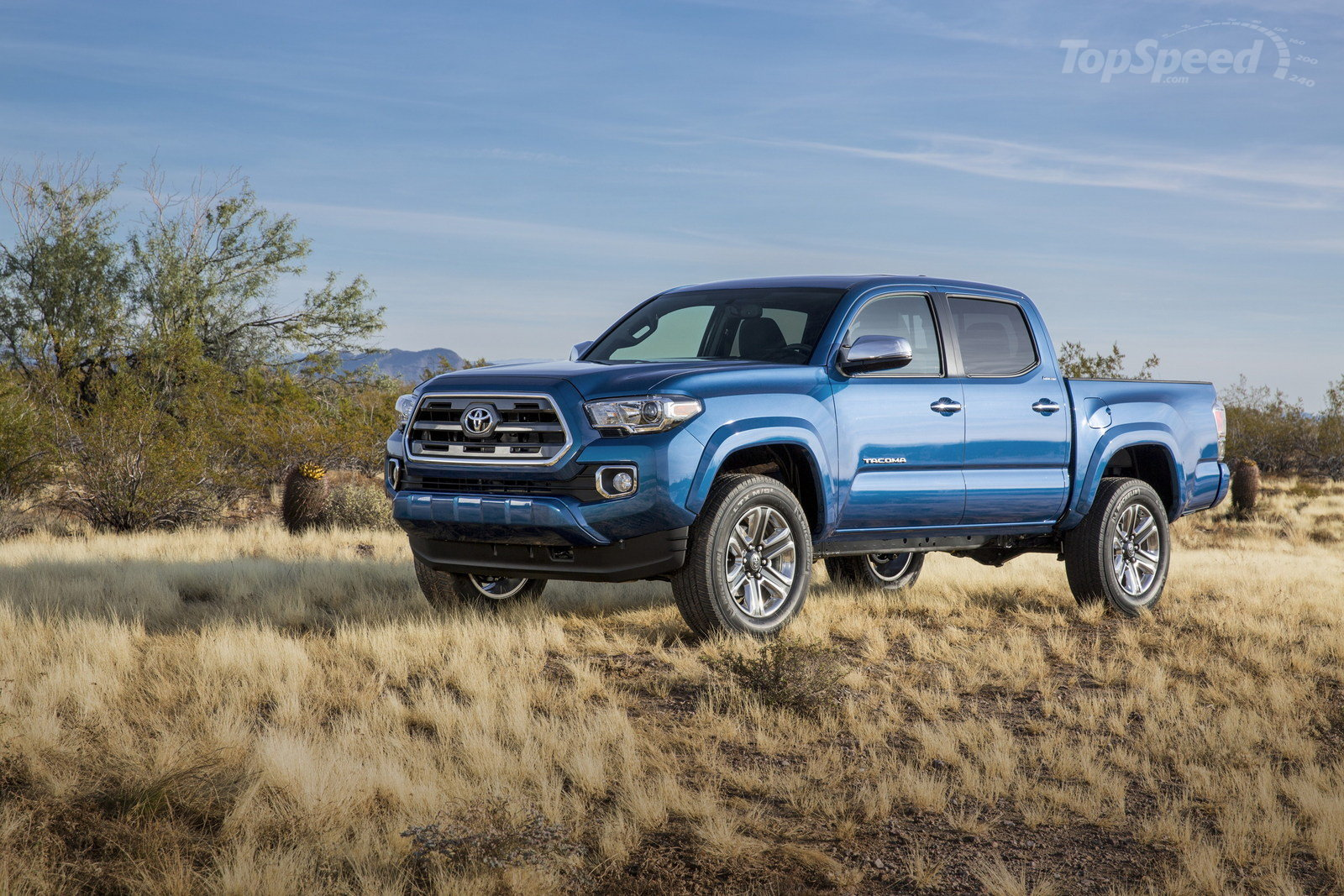 2016 Toyota Tacoma Pictures Photos Wallpapers And Videos