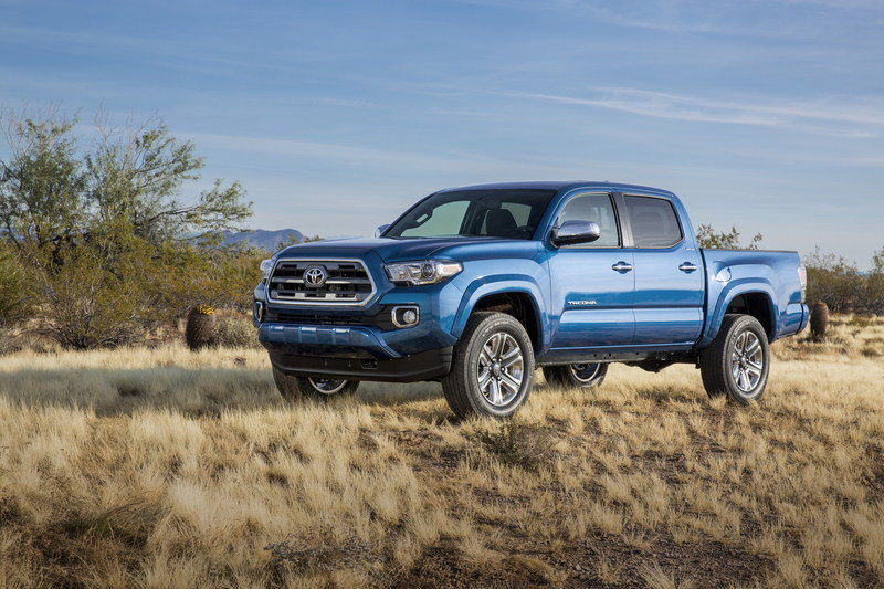 2016 Toyota Tacoma High Resolution Exterior - image 609467