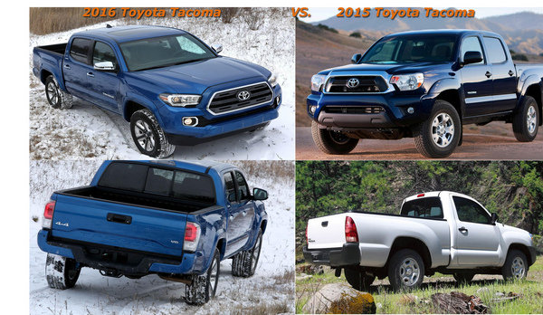 2016 toyota tacoma truck review top speed. Black Bedroom Furniture Sets. Home Design Ideas