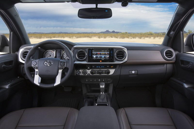 2016 Toyota Tacoma High Resolution Interior - image 610491