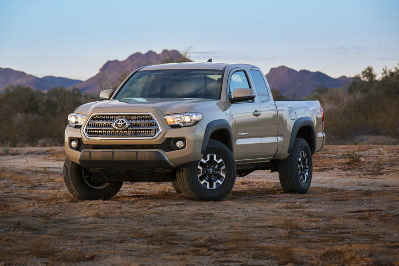 2016 Toyota Tacoma First Drive: What Do You Want To Know?