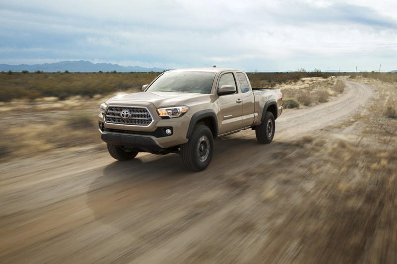 No Diesel Version For The Redesigned Toyota Tacoma