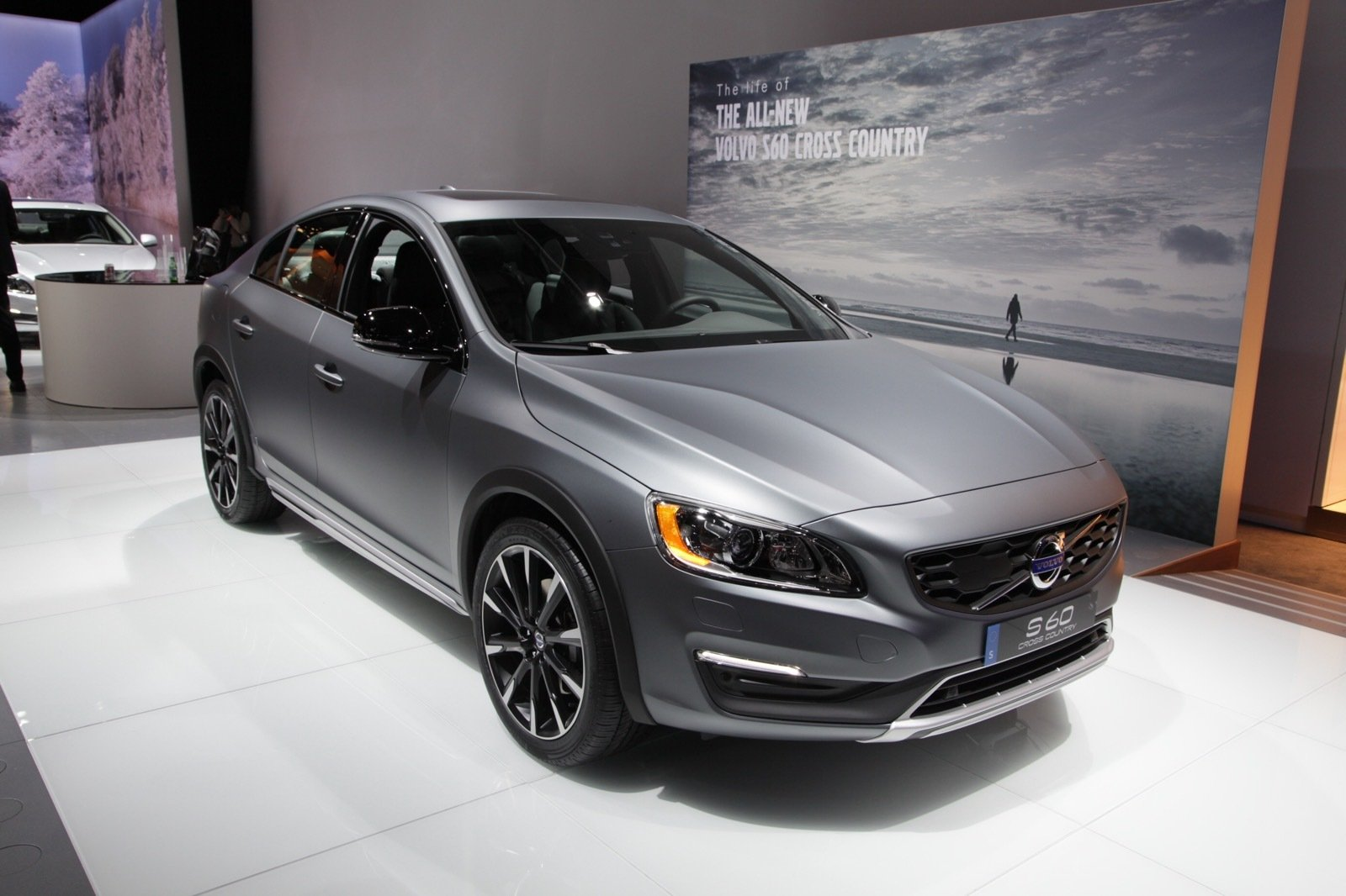 2016 volvo s60 cross country picture 612897 car review top speed. Black Bedroom Furniture Sets. Home Design Ideas