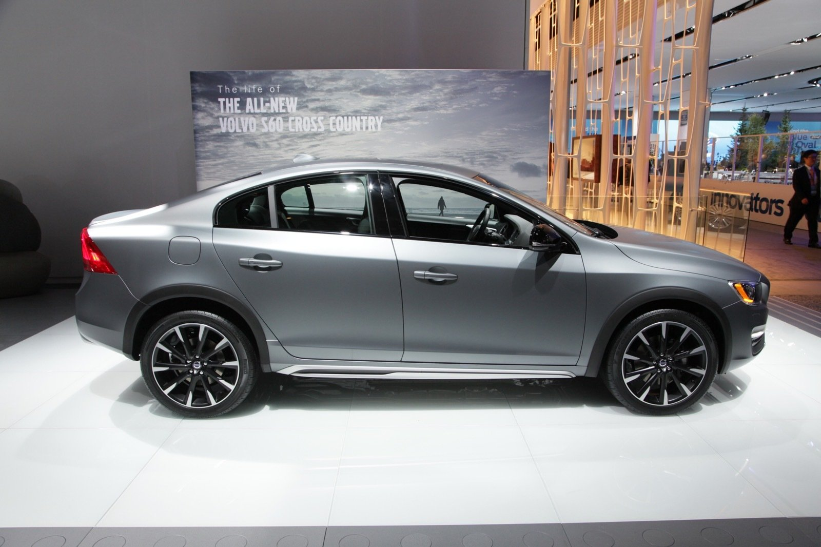 2016 volvo s60 cross country picture 612899 car review top speed. Black Bedroom Furniture Sets. Home Design Ideas