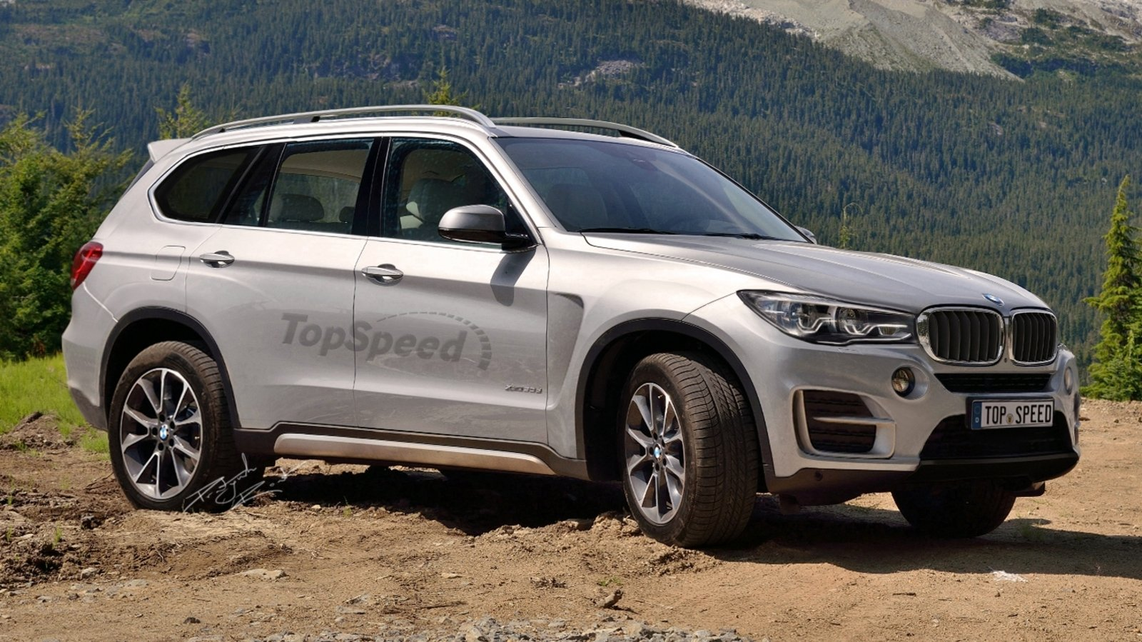 2017 Bmw X7 Review Top Speed