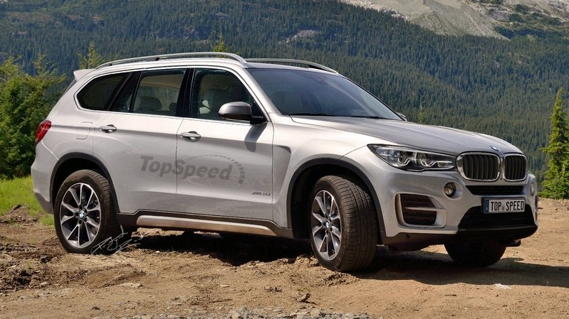BMW Still Hasn't Released the X7 and Here we Are Getting Word About a Potentially Larger X8