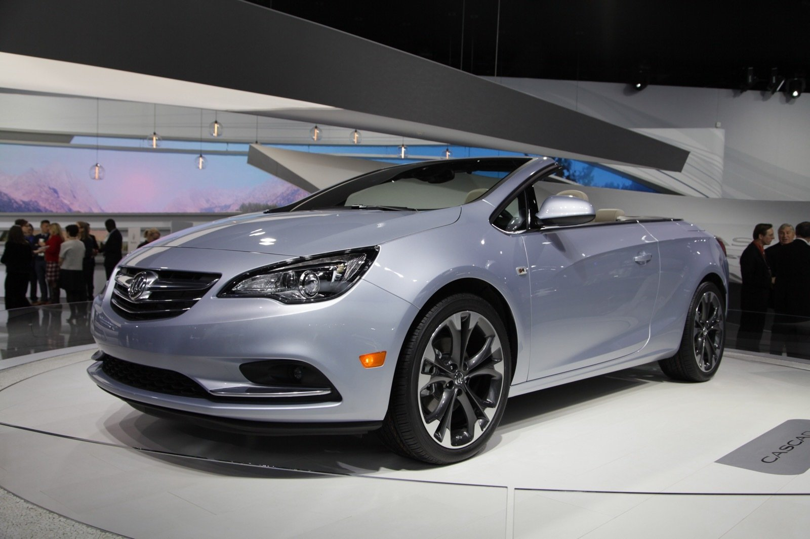 2017 buick cascada picture 612664 car review top speed. Black Bedroom Furniture Sets. Home Design Ideas