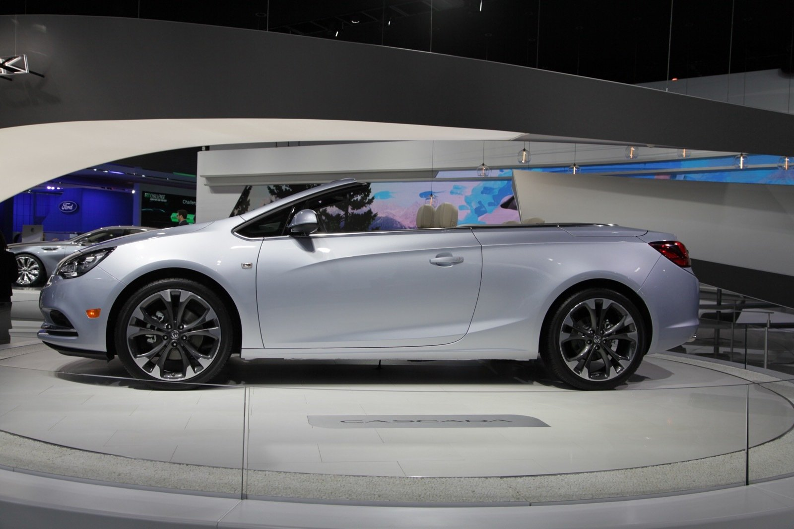 2016 buick cascada picture 612665 car review top speed. Black Bedroom Furniture Sets. Home Design Ideas