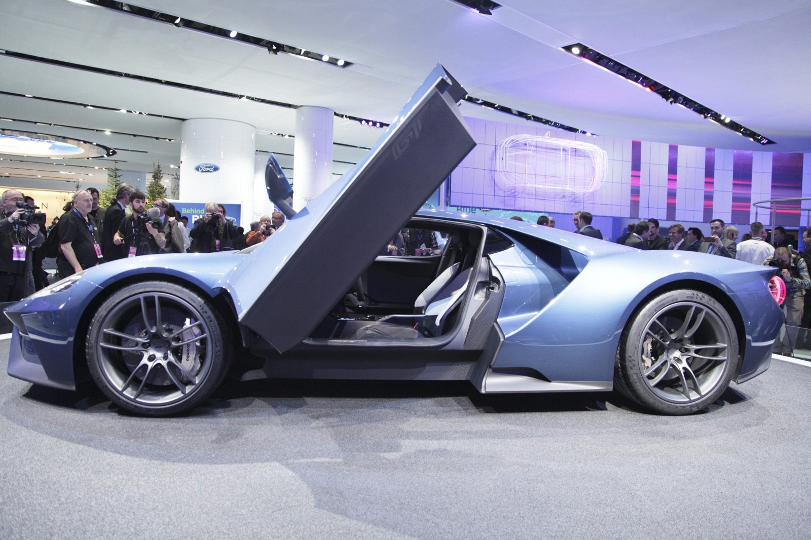 2017 ford gt picture 613223 car review top speed. Black Bedroom Furniture Sets. Home Design Ideas