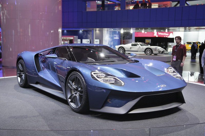 Youll Have To Apply For The Chance To Own A New Ford Gt