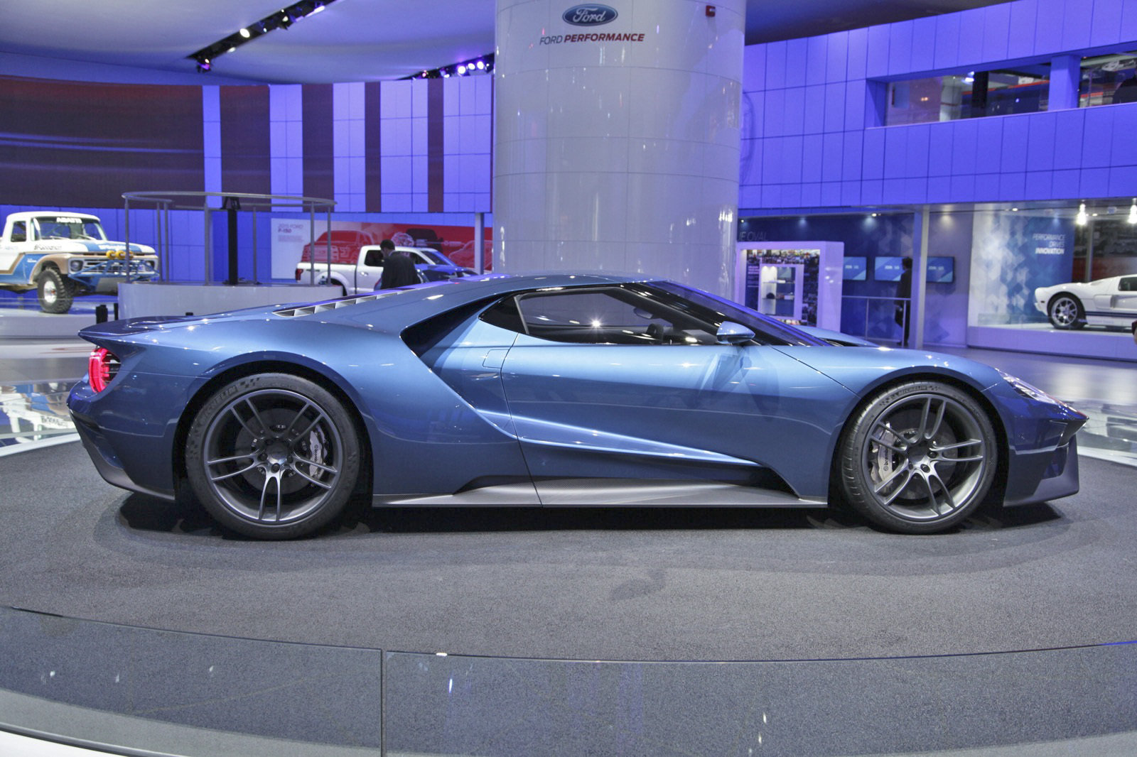 2017 ford gt picture 613182 car review top speed. Black Bedroom Furniture Sets. Home Design Ideas