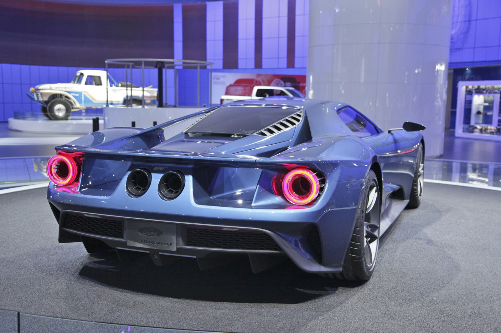 2017 ford gt picture 613184 car review top speed. Black Bedroom Furniture Sets. Home Design Ideas