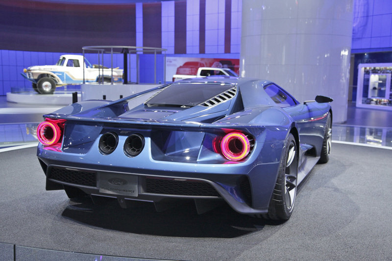 2017 Ford GT Exterior - image 613184