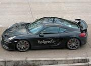 Spy Shots: Porsche Cayman GT4 Caught Free Of Camouflage - image 608689