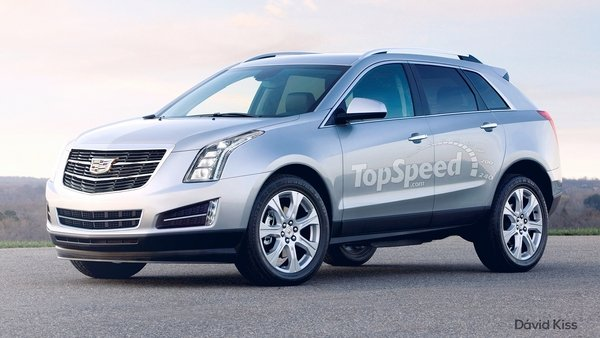 2018 Cadillac Xt3 Review Top Speed