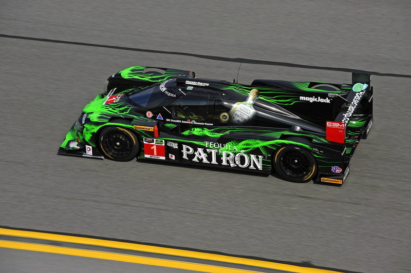 24 Hours of Daytona - Race Report High Resolution Exterior - image 613679