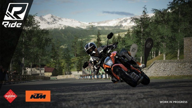 RIDE Video Game Scheduled For Worldwide Release on March 20