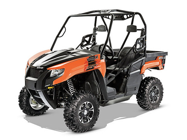 Arctic Cat Prowler Supercharger
