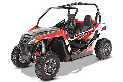2015 Arctic Cat Wildcat Trail XT