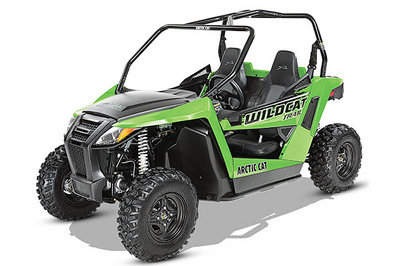 2015 Arctic Cat Wildcat Trail